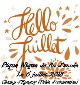 Pique-Nique @ Champ d'Epagny (Table d'orientation) | Jonzier-Épagny | Auvergne-Rhône-Alpes | France
