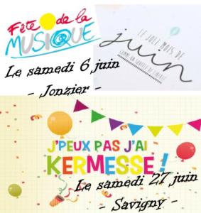 Fête de la musique à Jonzier-Epagny