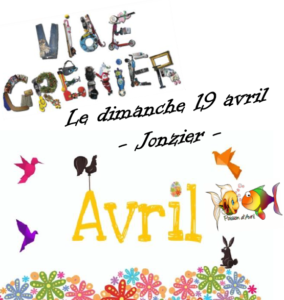 Vide Grenier à Jonzier-Epagny