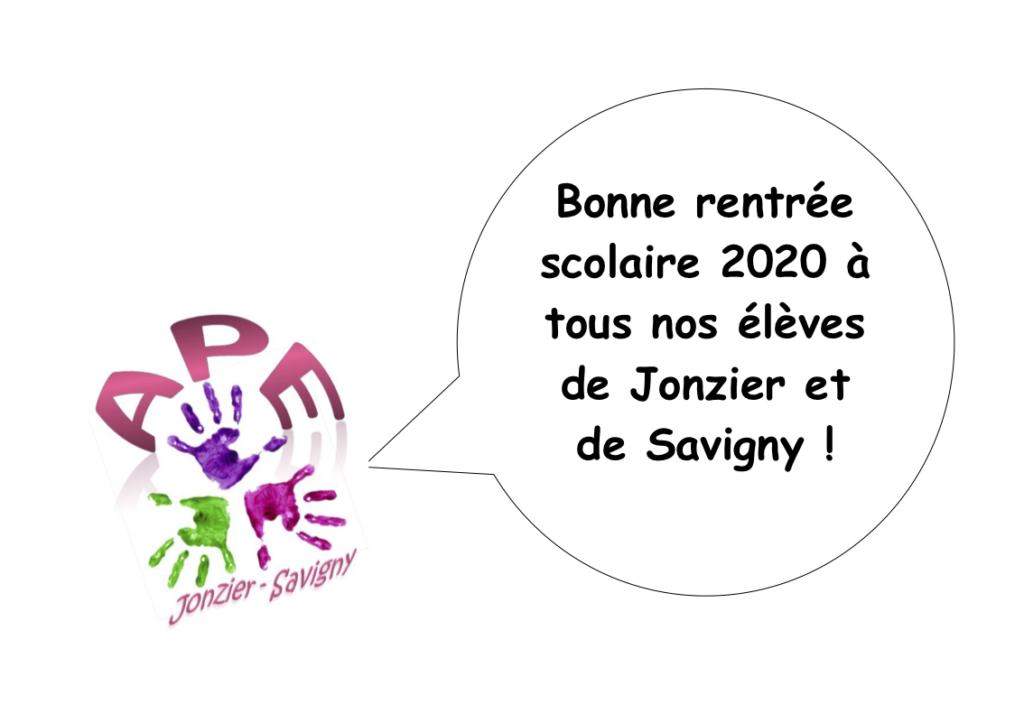 Affiche rentrée 2020